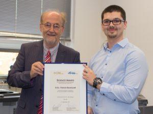 Science Award für BDE-Lösung