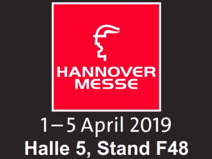 Digital Factory auf der Hannover Messe 2019